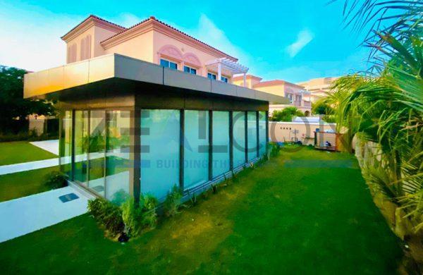 Glass Room Private Villa