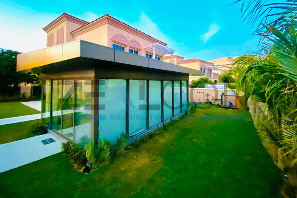 Glass Room Private Villa