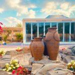 STANDALONE GLASS ROOM PRIVATE PROJECT AT AL MIZHAR DUBAI